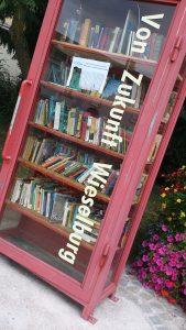 offener Bücherkasten Wieselburg