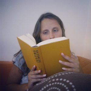 lesefreude reading Justins Heimkeh