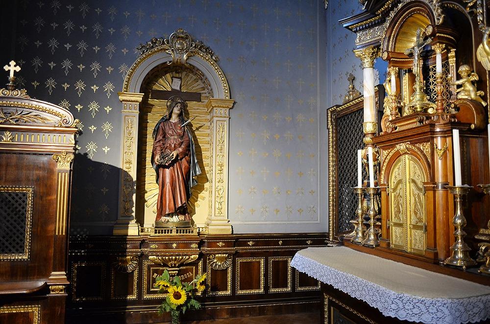 Kirche Mayerling