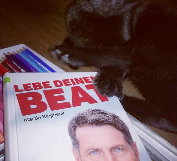 Lebe deinen Beat - Martin Klapheck