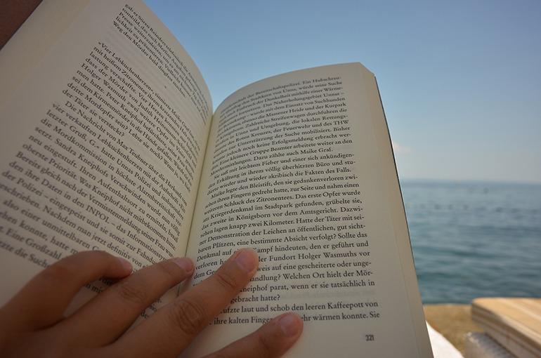Ein Buch muss natürlich immer mit