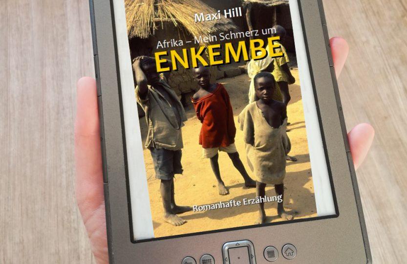 Afirka - Mein Schmerz um Enkembe - Maxi Hill