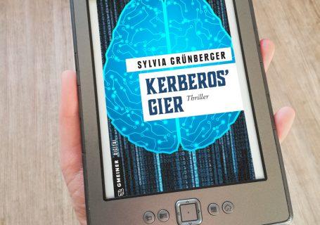 Kerberos' Gier - Sylvia Grünberger
