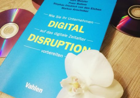 Digital Disruption: Wie Sie Ihr Unternehmen auf das digitale Zeitalter vorbereiten