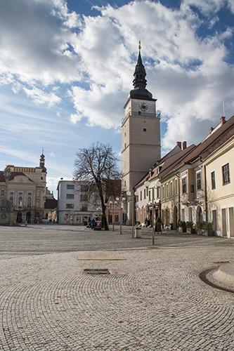 Stadturm in Trnava
