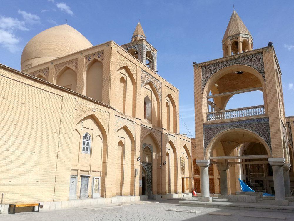 armenische Vank-Kathedrale in Isfahan