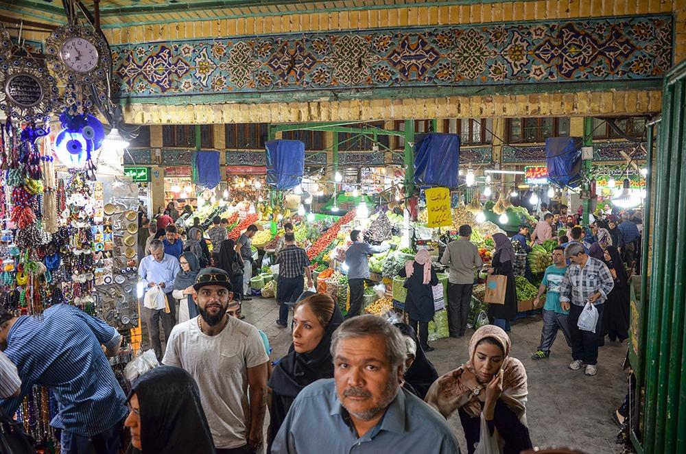 Iran Basar