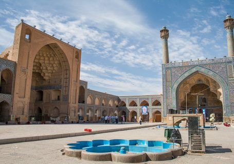 Freitagsmoschee in Isfahan