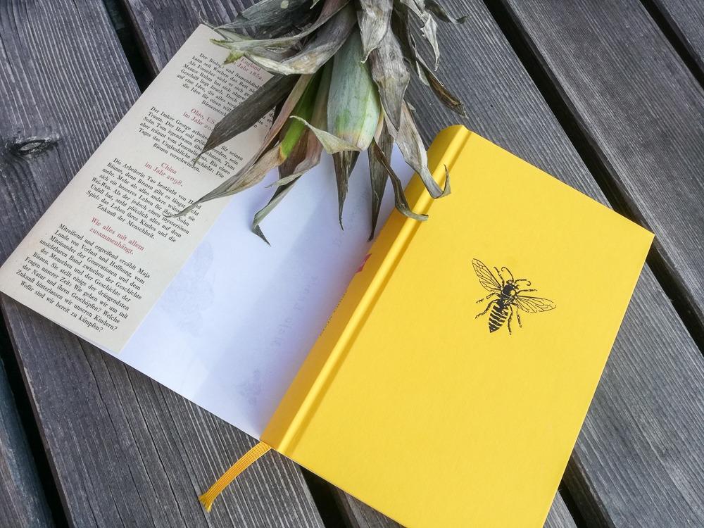 maja lunde die geschichte der bienen