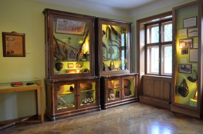 Souvenirs von den Reisen von Franz Ferdinand