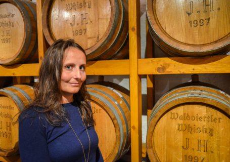 Lesefreude in der Whiskyerlebniswelt