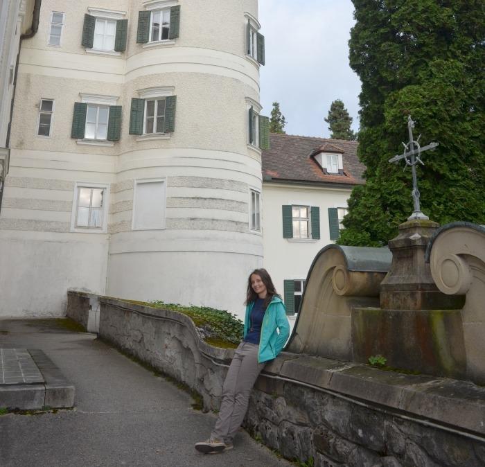 Lesefreude im Schloss Artstetten