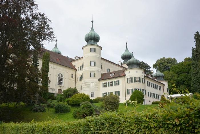Das Schloss Artstetten