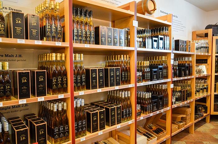 Whiskydestillerie J. Haider