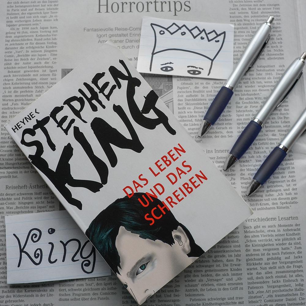 Das Leben und das Schreiben - Stephen King