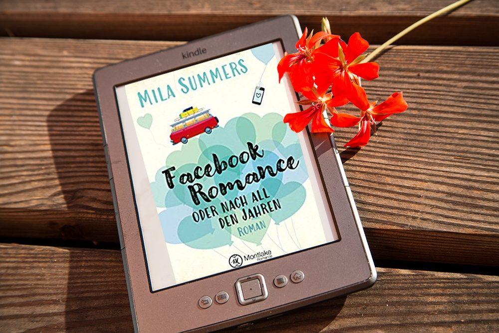 Facebook Romance - Milla Summers