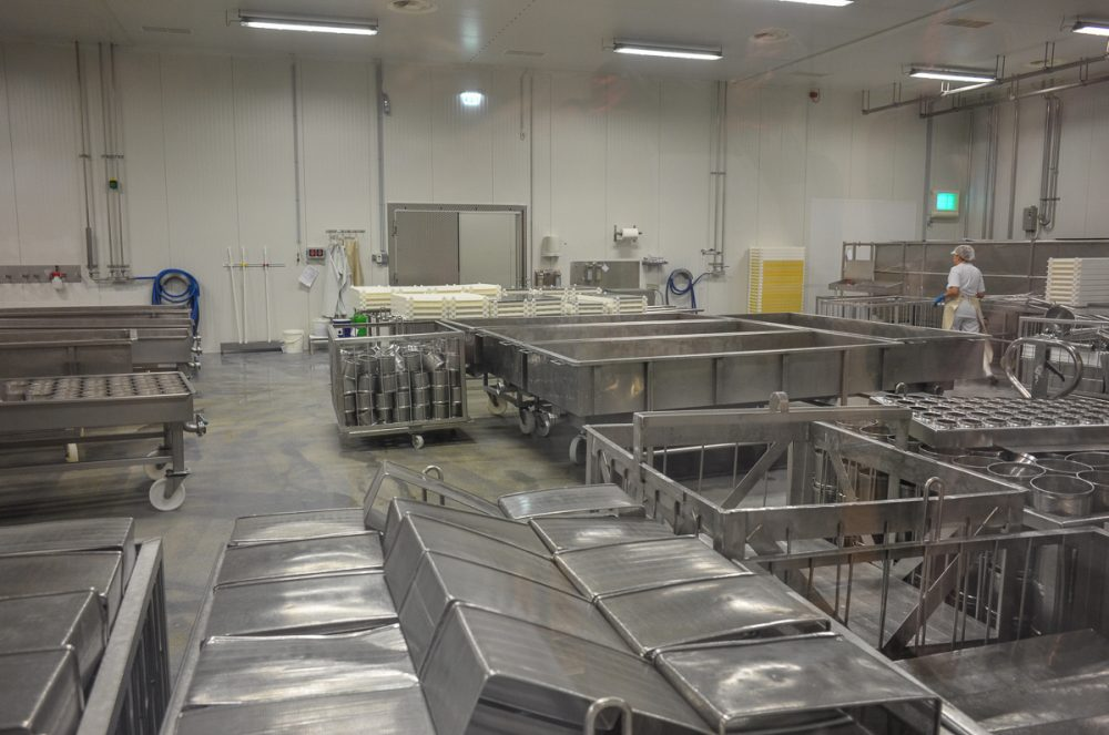 Käsemacher Produktion