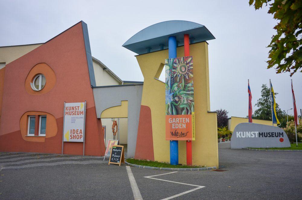 Kunstmuseum Waldviertel Schreis