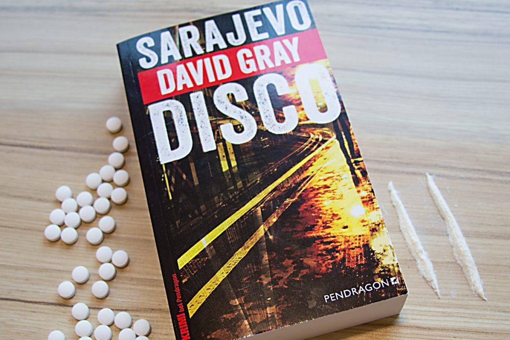 Sarajevo Disco - David Gray