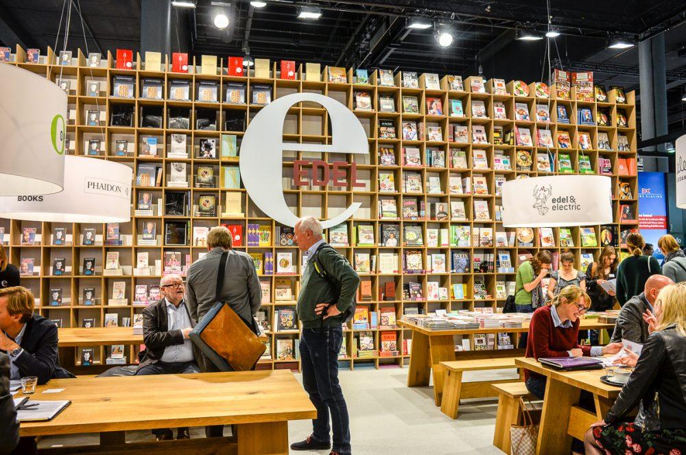 Edel Verlag auf der Frankfurter Buchmesse