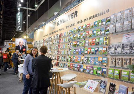 Gmeiner Verlag auf der Frankfurter Buchmesse