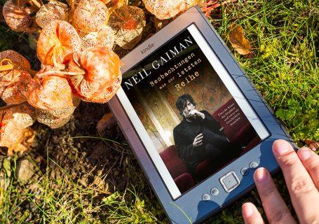 Beobachtungen aus der letzten Reihe - Neil Gaiman