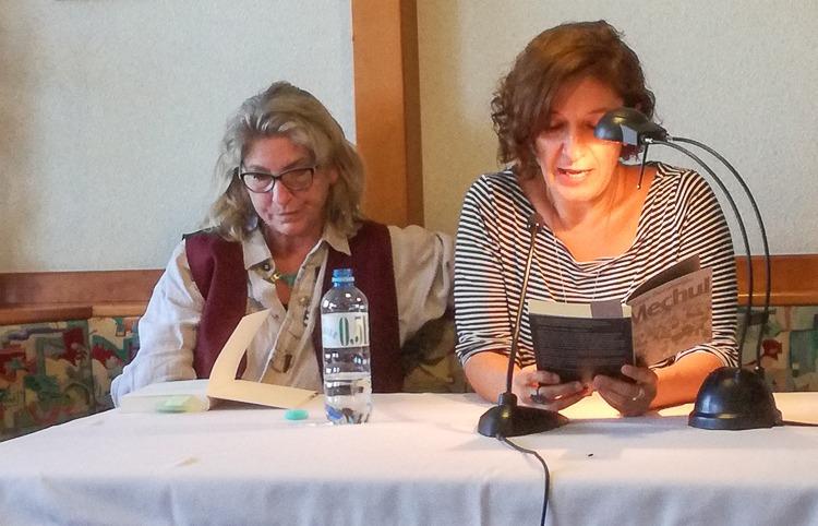 Literatur & Wandern -Sylvia Traudl, Gaye Boralıoğlu