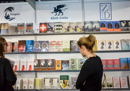 Buch Wien 2017 - ein voller Erfolg