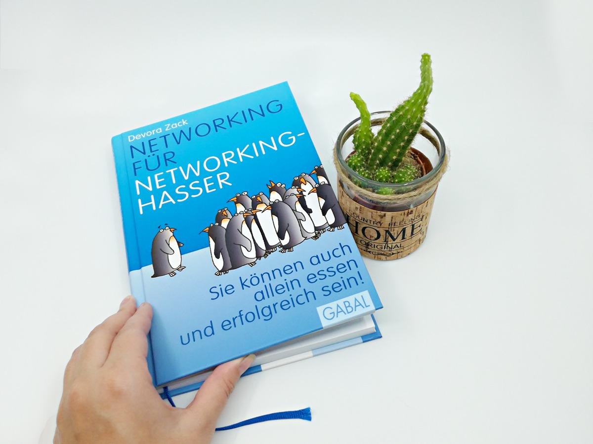 Networking für Networkinghasser - Devora Zack