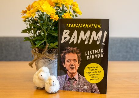 Transformation. BAMM! -Dietmar Dahmen