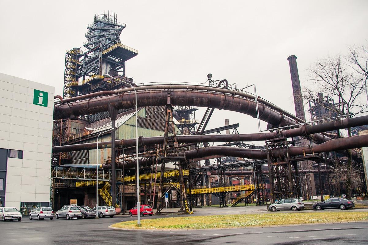 Bolt Tower - Witkowitzer Eisenwerk