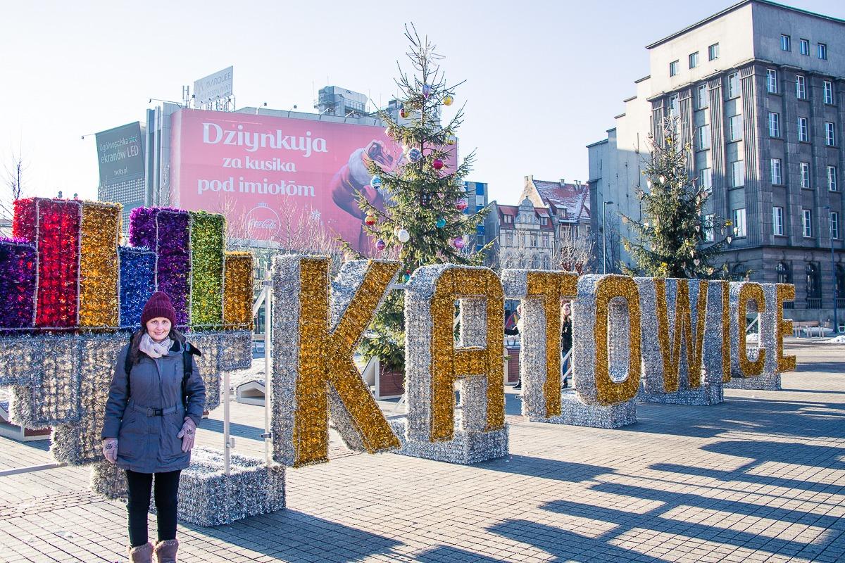 I love Katowice - Rynek