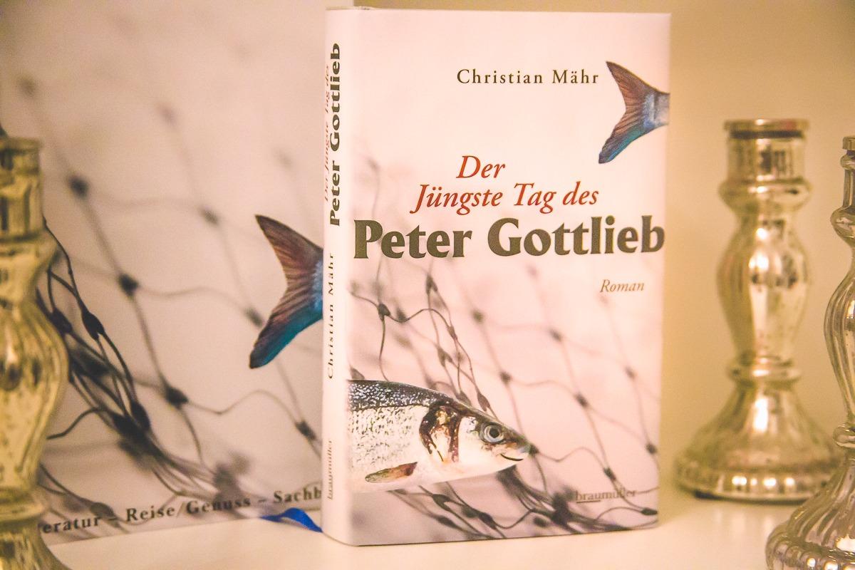 Der Jüngste Tag des Peter Gottlieb - Christian Mähr