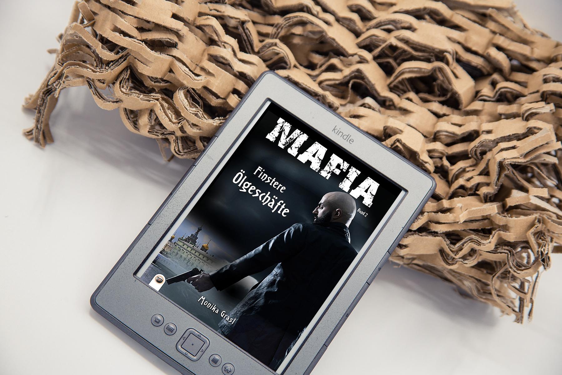 Finstere Ölgeschäfte: Mafia - Monika Grasl