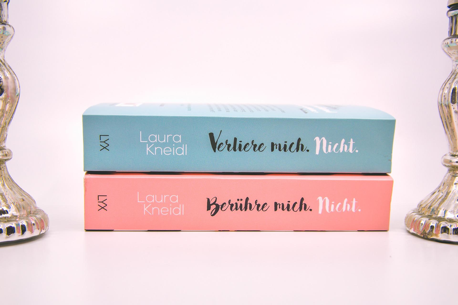 """""""Verliere mich. Nicht."""" & """"Berühre mich. Nicht."""" - Laura Kneidl"""